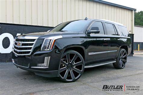 rims size cadillac escalade custom wheels dub 8 26x et tire