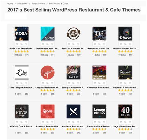 best themeforest themes 22 best restaurant themes with premium