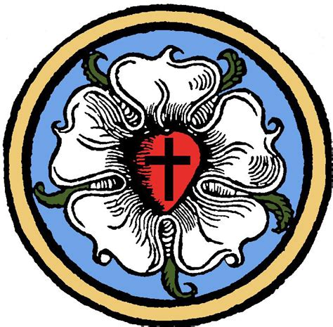the luther seal summary of the gospel lutheran reformation