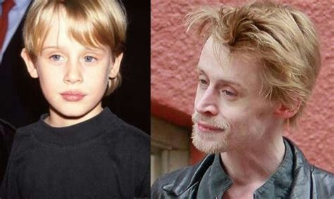the boy in home alone then now