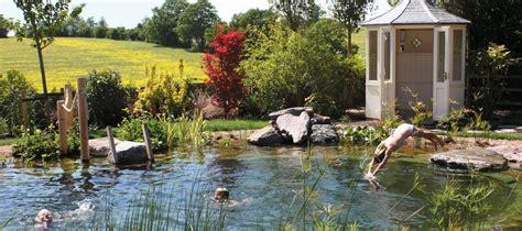 backyard swimming ponds gartenart swimming ponds and natural swimming pools
