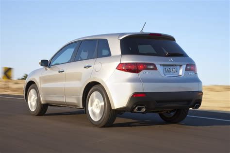 2012 Acura Rdx by 2012 Acura Rdx In Palladium Metallic Color Driving