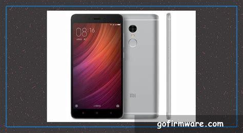Hp Xiaomi Redmi Note Update update firmware xiaomi redmi note 4 version 2018