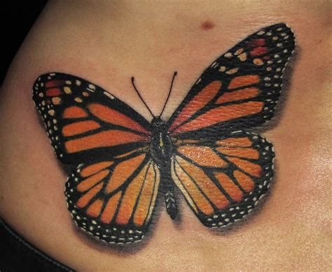 monarch design joseph scissorhands butterfly tattoos