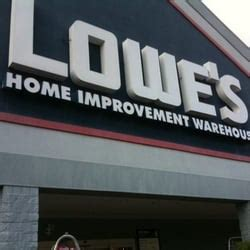 lowe s home improvement warehouse store of hoover