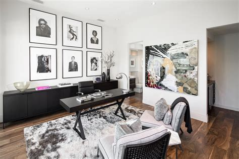 black and white home office decorating ideas how to re decorate your home office with antiques and