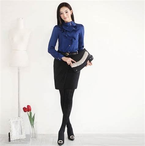 Butik Baju Ukuran Big Size kemeja kerja wanita ukuran besar big size model
