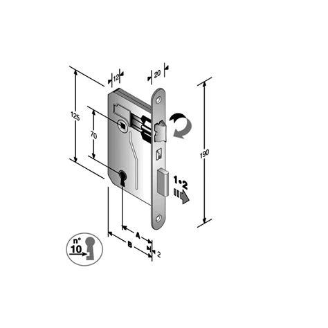 serrature per porte interne prezzi serratura patent per porte interne bussole