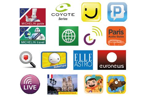 r link applications and app store my renault zoe