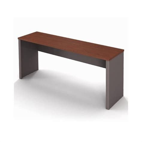 Office Desk Credenza Features