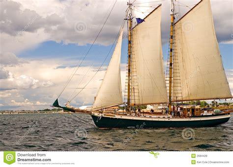 two masted boat two masted sailboat stock photo image of yacht coastline