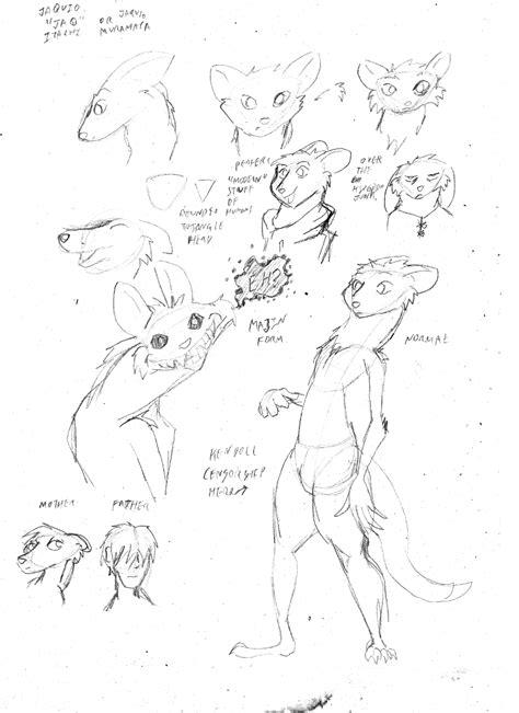 sketchbook quiz character sketch test weasyl