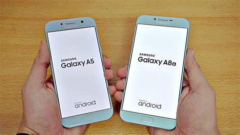 Samsung A7 Feb 2018 samsung galaxy a5 2017 vs a8 2016 speed test 4k