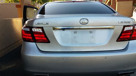 Baby Ls With Lights by Image Lights Lexus Ls 460