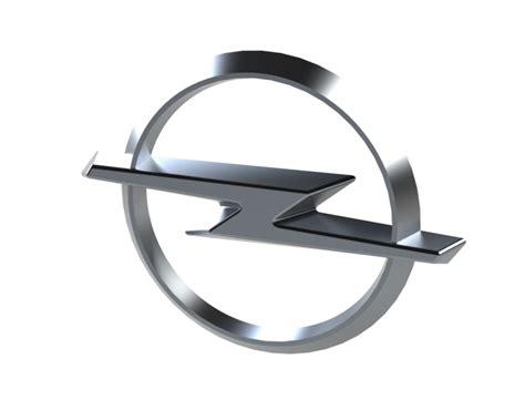 opel logo opel logo 3d cad model library grabcad