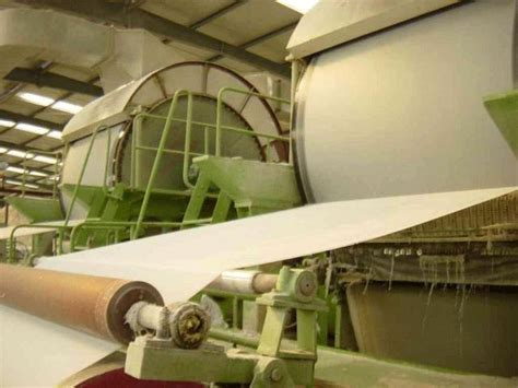 How To Make A Paper Mill - company to build paper mill in