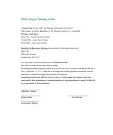 template for letter of support letter of support sle template learnhowtoloseweight net