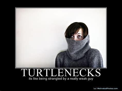 Turtleneck Meme - a fluther of knitting november 2009