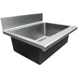 Midcentury Modern Bar - custom stainless sink custom kitchen sink from handcrafted