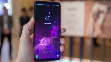 Samsung Galaxy S9 Plus samsung galaxy s9 plus review on with the dual