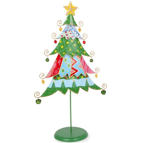 metall weihnachtsbaum geschenkwichtel kunterbunter metall weihnachtsbaum