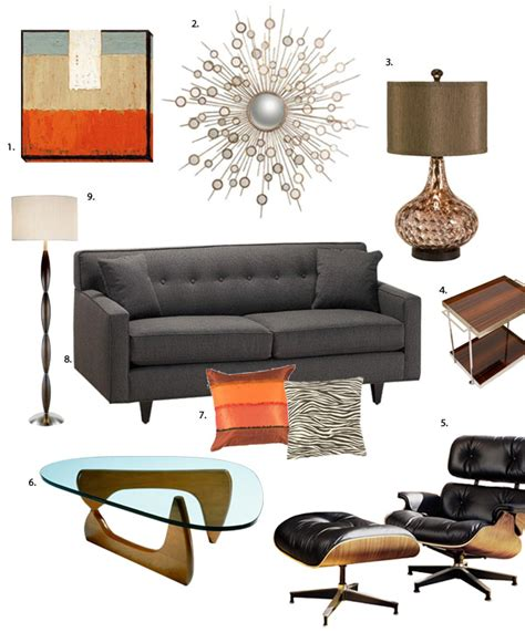Men Home Decor | mad men inspired home decorating bee home plan home
