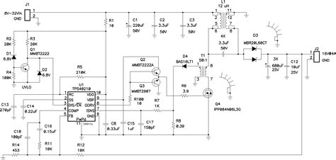 design of coupled inductor figure 2 a 16v 4a sepic converter schematic with coupled inductor