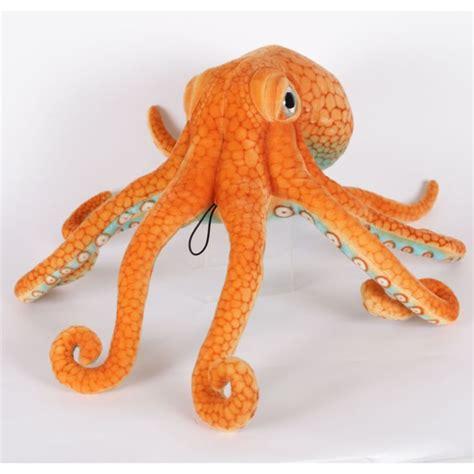 large plush animals large octopus plush animal