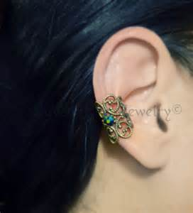 ear cuff jewelry jewelry baroque filigree ear cuff earring jewelry and