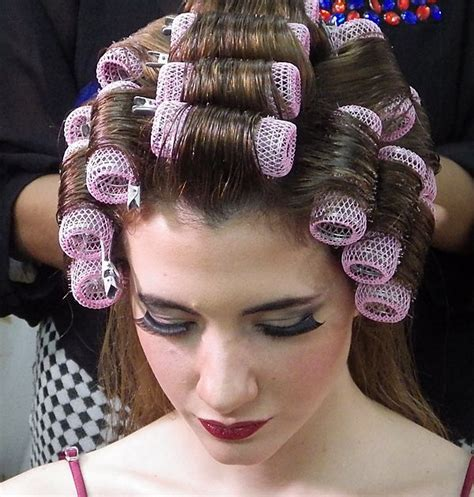 www women in iron rollerset and hairnet com 1000 images about and that s the way i roll on