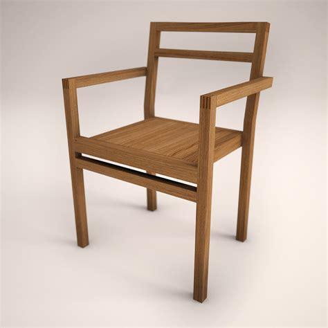 wooden chair designs 3d wooden design chair