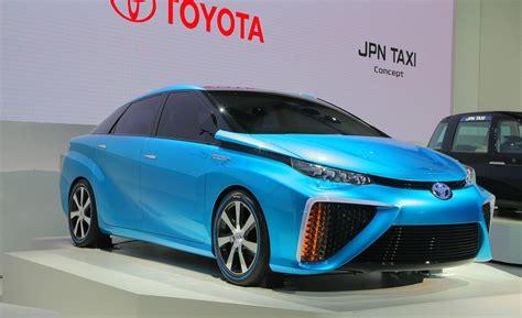Toyota Fcv Toyota Fcv Hydrogen Car Neogaf
