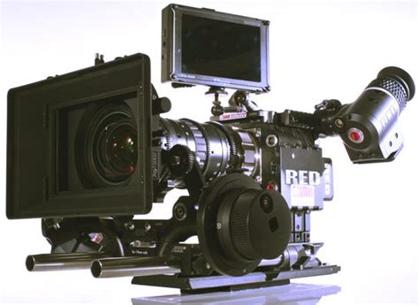 film camera red epic cameras filming equipment sectasaur the movie blueplanet