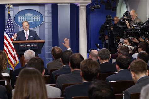 white house news trump threatens to end press briefings because it is not