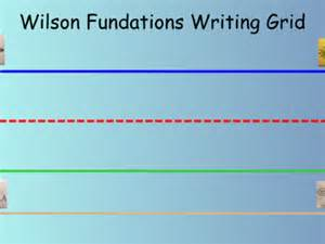Wilson Fundations Writing Paper Fundations Writing Lines Www Imgarcade Com Online