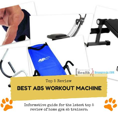 best abs workout machine for home top 5 review