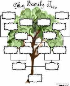 free family tree charts you can download now family tree