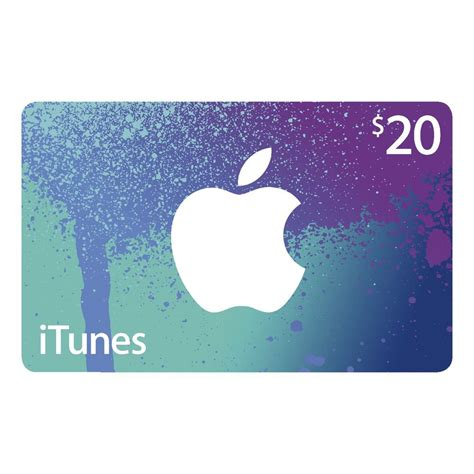 I Tune Gift Card - itunes gift card 20 41 kris kringle gifts under 20 that aren t total rubbish