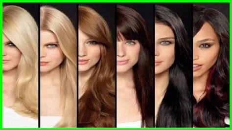 color de pelo tintura para piel fria 2016 cabello sano tintes naturales para el cabello youtube