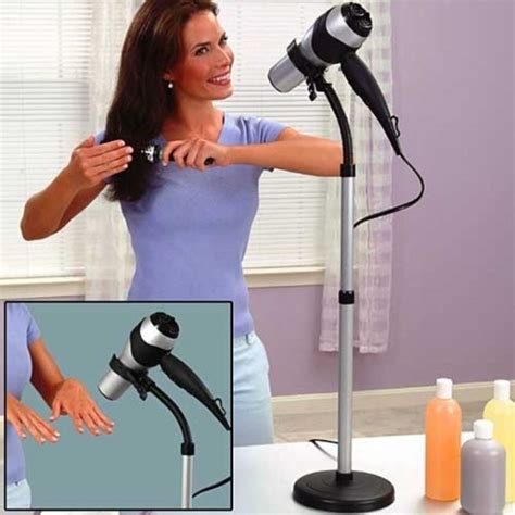 Hair Dryer On Stand hair dryer stand new easy