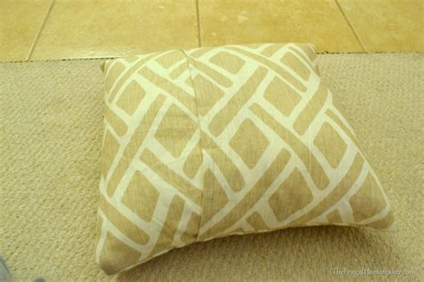 How To Make Envelope Pillow Covers by Diy Easy Envelope Pillow Cover Tutorial Day 17 Of 31 Days