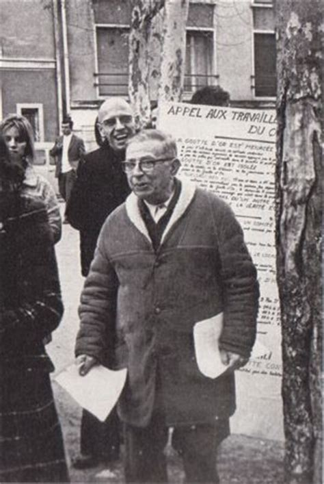 jean genet y sartre 17 best images about michel foucault on pinterest