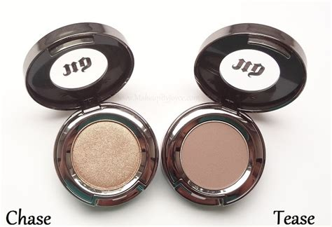 Bbi Shade Shadow makeupbyjoyce swatches comparison decay new