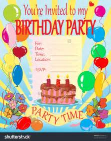 top 19 invitation cards for birthday theruntime