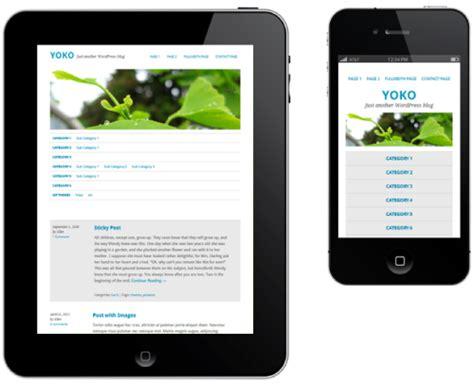 theme wordpress yoko 15 best and free responsive wordpress themes gonzoblog