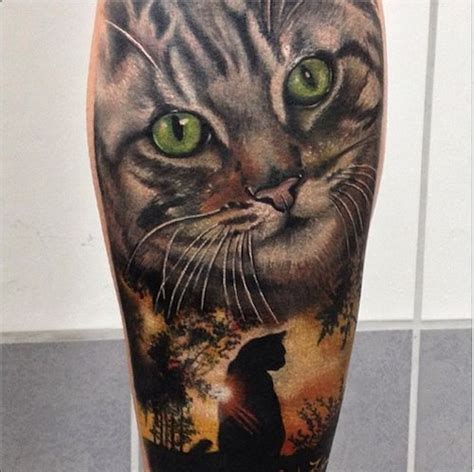 tattoo fixers cat face 1000 ideas about silhouette tattoos on pinterest cat