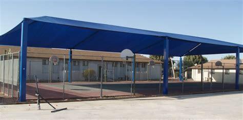 Backyard Patio Awnings Outdoor Basketball Court Shade Shade N Net