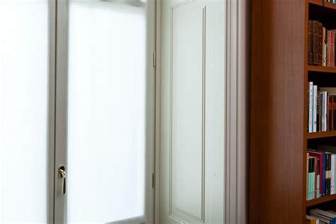 porte persiane porte vetrate classiche con persiane in legno realizzate
