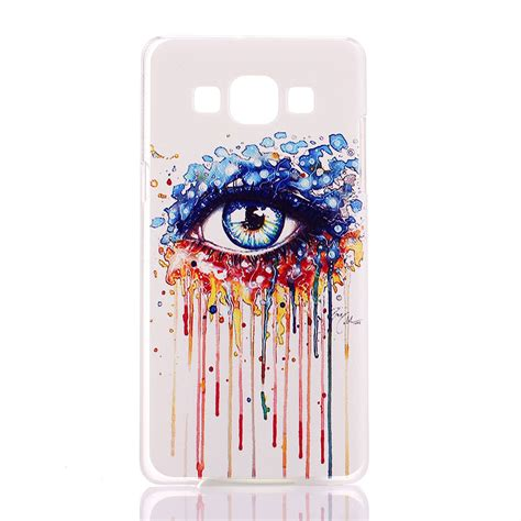 Huanmin Slim Samsung Galaxy A7 2015 cover fashion skin for samsung galaxy a7 2015 back