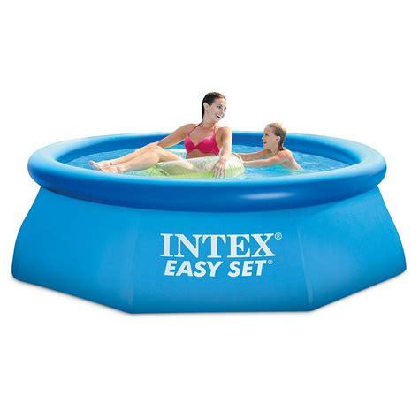 Laris Bestway Baby Steps Oval Pink intex easy set pool 2018 review leisurerate